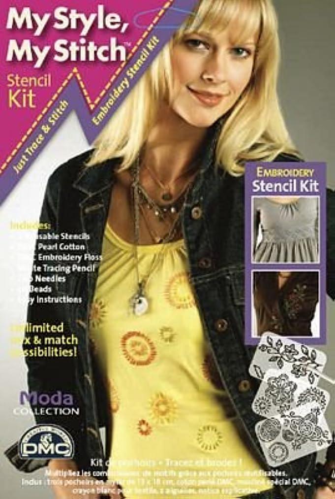 Trace & Stitch Stencil Kits-Moda