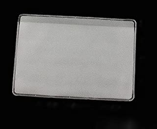 薄型 安心 防磁 ビニール 保護 カード ケース スリーブ ID キャッシュ ゲーム カード 等に(縦挿入 100枚)