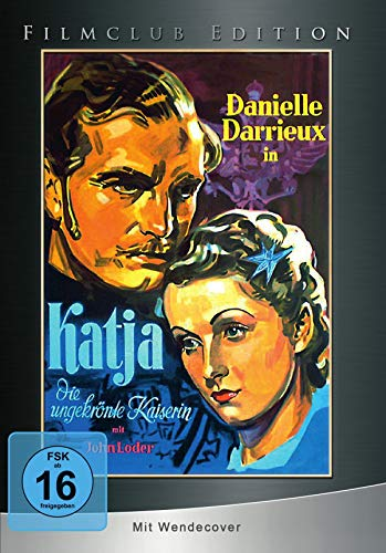 Katja - Die ungekrönte Kaiserin - Filmclub Edition #61 - Limited Edition auf 1200 Stück
