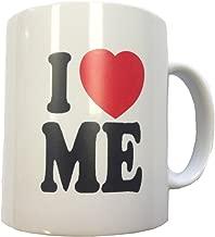 I Love Me Coffee Mug Modern Family Mitchell Pritchett Cameron Heart <3 Cup Gift