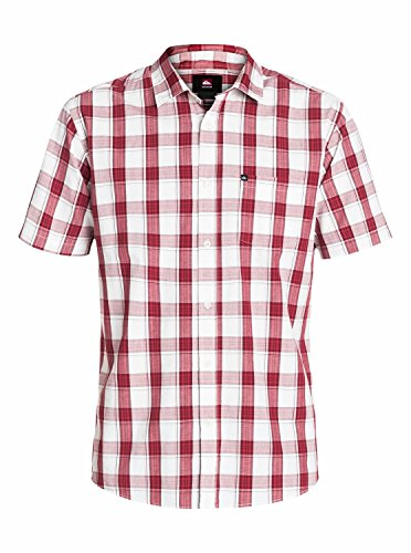 Quiksilver Everyday Check Chemise manches courtes Homme