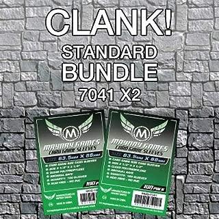 Clank - Standard Card Sleeve Bundle