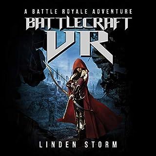 Battlecraft VR: A Battle Royale Adventure audiobook cover art