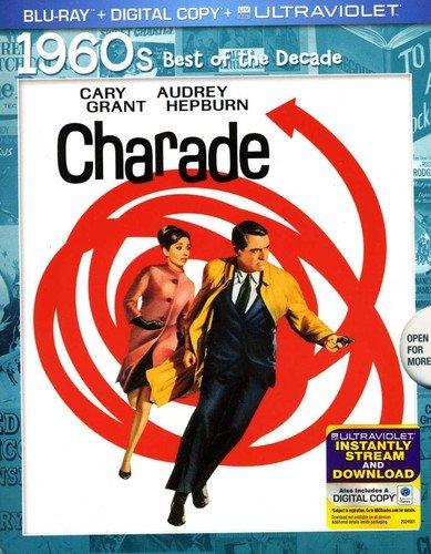CHARADE BD DECD [Blu-ray]