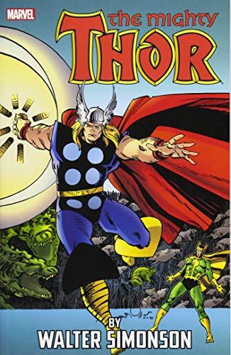 Thor by Walt Simonson Vol. 4 (Mighty Thor)