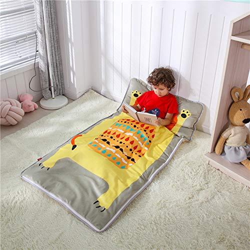 2 En 1 Edredón Saco De Dormir Bebé 3-8 Años Desmontable