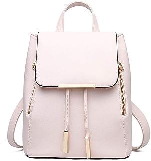 Mini Backpack Purse for Women, Hamkaw Cute Fashion Travel Backpack Bag Waterproof for Women Girls W/Travel Size Capacity, Anti-Theft Zipper, Lightweight