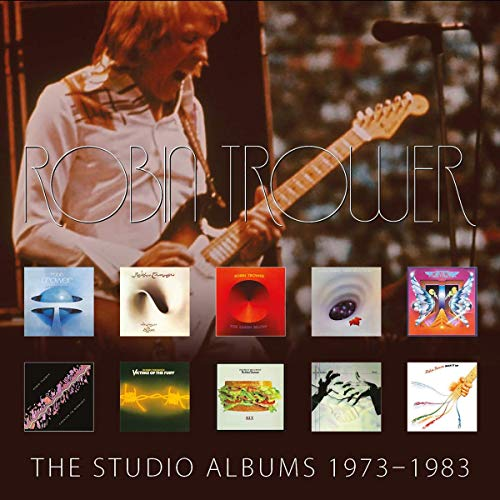 The Studio Albums 1973-1983 (10 CD Box Set)