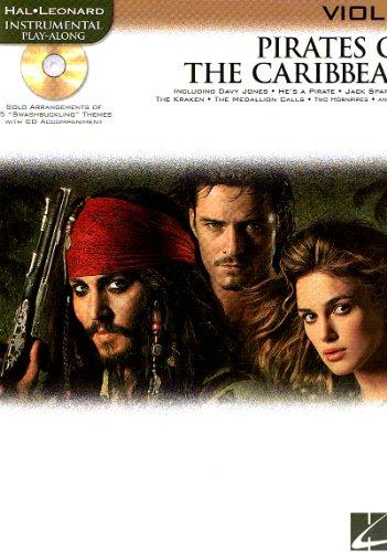 Klaus Badelt: Pirates Of The Caribbean (Violin). Für Violine