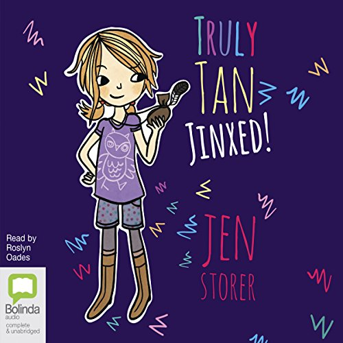 Jinxed! audiobook cover art