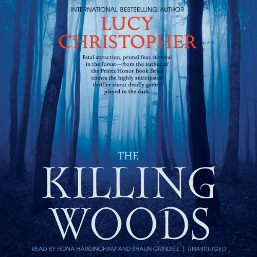 The Killing Woods audiobook cover art