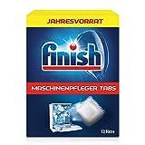 Finish Maschinenpfleger Tabs – Spülmaschinentabs gegen Schmutz & Fett im Inneren der...