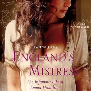 England's Mistress cover art