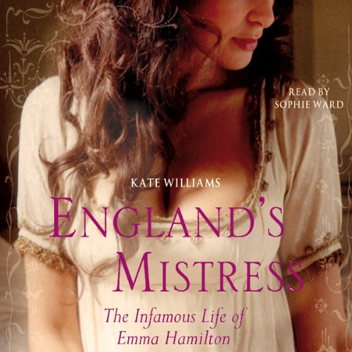 England's Mistress cover art
