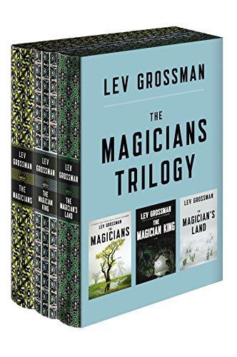 The Magicians Trilogy Boxed Set: The Magicians; The Magician King; The Magician's Land