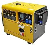 Di Marzio Energy Generador eléctrico 4,5KW - Diesel - Grupo electrógeno...