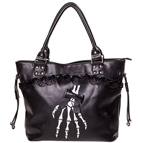 Banned Bag Skeleton Hands