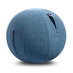 Vivora Luno stability ball chair