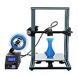 Comgrow Original Creality 3D Impresora 3D CR-10S Tamaño de Impresión de 300 * 300 * 400 mm, Detector de Filamentos, Reanudar, Tornillo de Avance del eje Z doble, Kit de Montaje...