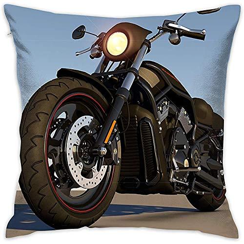 July Kussensloop voor motorfiets, zonder inzetstukken, kussensloop voor thuis, sofa, slaapkamer, auto, stoel, huis, party