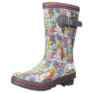 Skechers Women's Rain Check-April Showers Boot