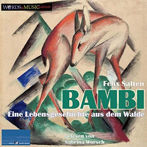 Bambi cover art