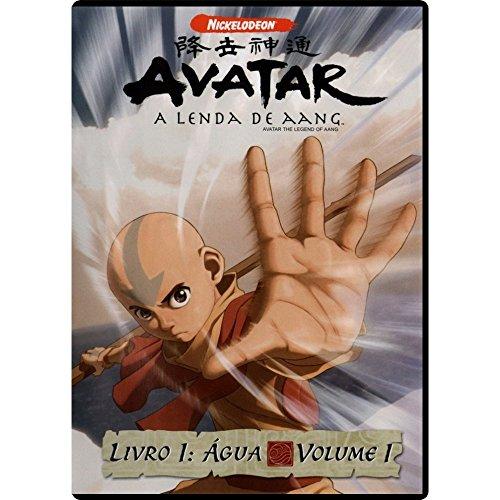 Avatar - A Lenda De Aang - Livro 1 - Água: Volume 1