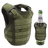 WYNEX Beverage Insulator Tactical Vest (Army Green)