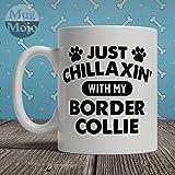 Alicert5II - Taza de café con diseño de Chile y Texto en inglés Chillaxin