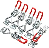 ZOIIBUY 6 Pieces Toggle Latch Clamp 4001,150Kg 330Lbs Holding Capacity