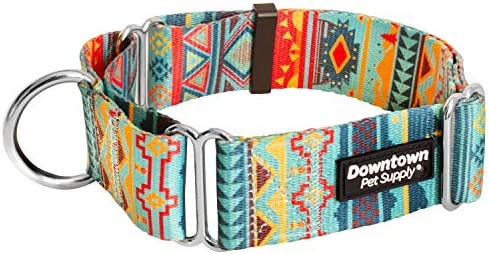 Downtown Pet Supply Big and Wide Durable Martingale Training Collars for Dogs and Puppy in Small product image