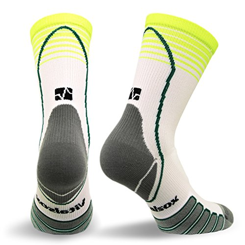 Vitalsox Graduated Compression VT1211 Performance Recovery Training Course Blanc