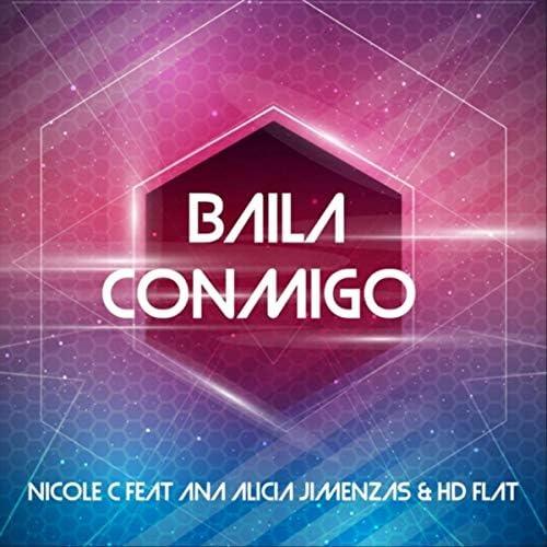 Nicole C feat. Ana Alicia Jimenzas & HD Flat