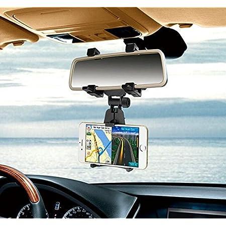 Eximtrade Universal Auto Handy Halterung Rückspiegel Elektronik
