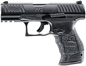 Umarex T4E Walther PPQ .43 Caliber Training Pistol Paintball Gun Marker, Black