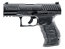 Elite Force T4E Umarex .43cal Walther PPQ Paintball Pistol Black semi auto CO2 Magazine
