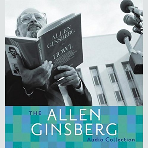 The Allen Ginsberg Audio Collection audiobook cover art