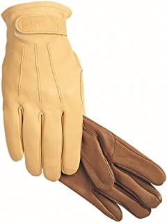 SSG Winter Lined Trail/Roper Riding Gloves