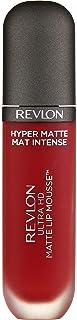 Ultra HD Matte Lip Mousse Hyper Matte, Red Hot (Pack of 2)