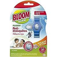 Bloom Derm Pulsera Repelente de Mosquitos para Adultos XS/S