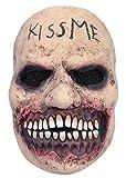 Bristol Novelty Die Purge Style Kiss Me Bloody Smile Latex Gesichtsmaske