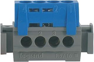 Legrand 31821/serre-c/âbles 2,4/x 140/mm color/ée