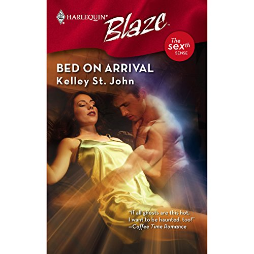 Bed on Arrival audiobook cover art