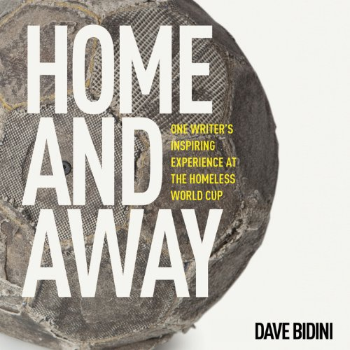 Home and Away audiobook cover art