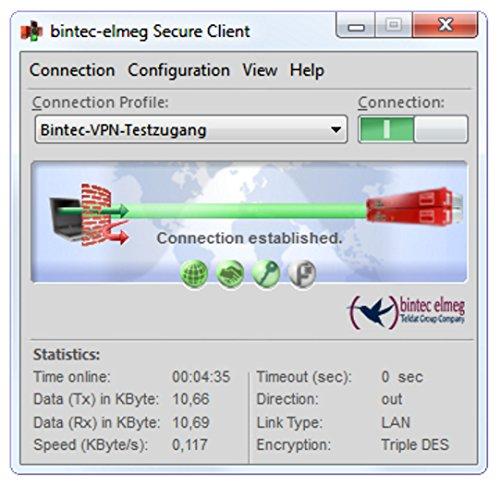 Deutsche Telekom Funkwerk IPSEC-VPN-CLIENT1 Sicherheitsanwendung
