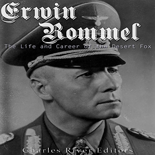 Erwin Rommel audiobook cover art