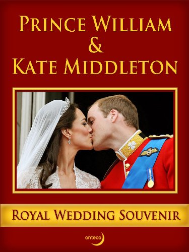 Prince William and Kate Middleton: Royal Wedding Souvenir PDF Book ...