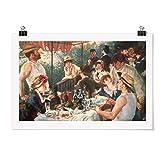 Bilderwelten Poster - Auguste Renoir - Das Frühstück