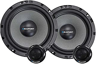 Blaupunkt Pure Component 66.2C Component Speaker (Black)