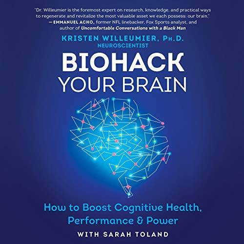 Biohack Your Brain cover art